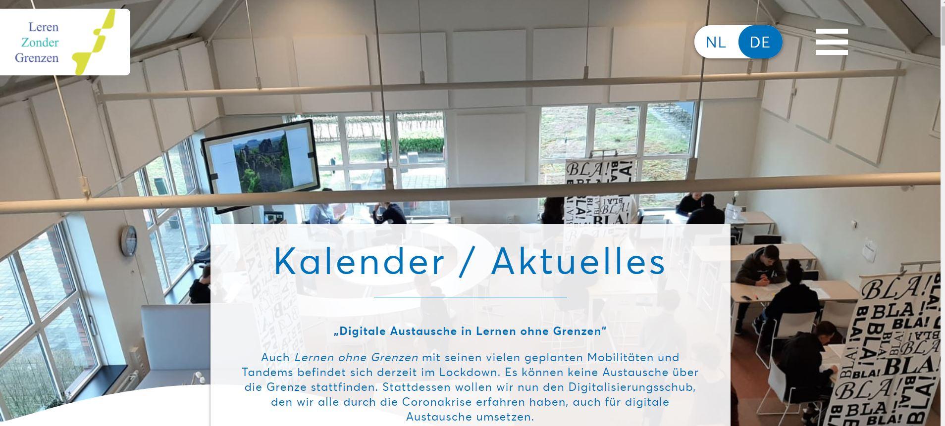 """Digitaler Austausch im Programm """"Lernen ohne Grenzen""""   BBS ..."""